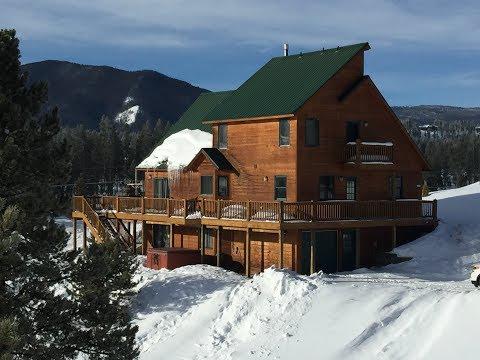 VRBO #708419 - Mallard Mountain Retreat - Granby, Colorado