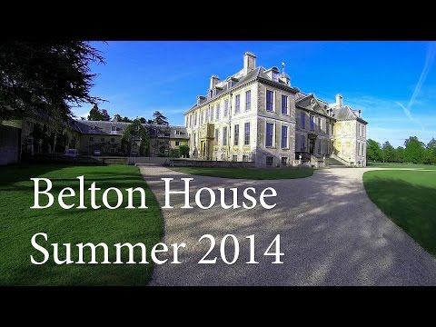 Belton House - Summer 2014