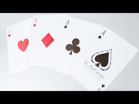 Dream Of Aces - EPIC Card Trick Tutorial