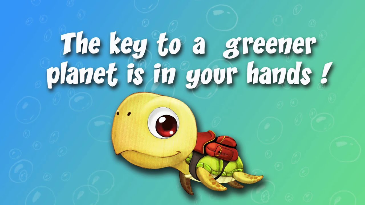 Earth Day Apps : Bert Earth : learn simple actions to protect the ...