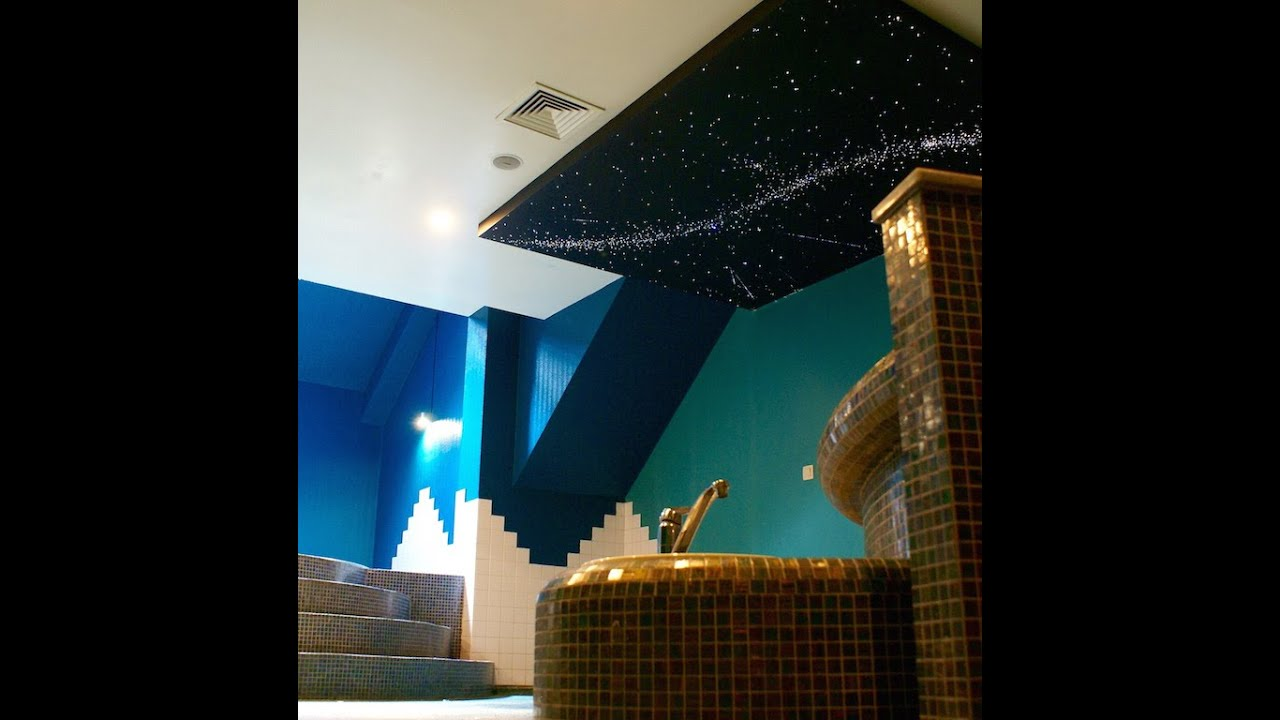 Fiber Optic Star Ceiling Led Lights Design Lghting For