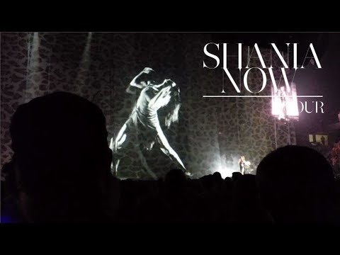 Shania Twain - Poor Me (Grand Rapids)