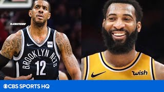 LaMarcus Aldridge To Sign With Nets, Lakers Frontrunners For Andre Drummond | CBS Sports HQ