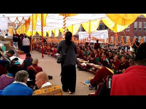 Grand Krodikali Ganacakra Boudanath Stupa 2016 9