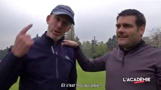 Golf avec les Stars : Matthieu Lartot