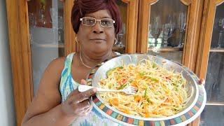 Haitian Pikliz Recipe (Haitian Coleslaw)
