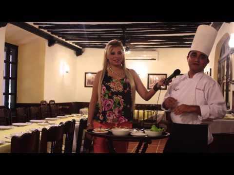 Dónde Comer Mérida - Programa 6 - Hacienda Teya