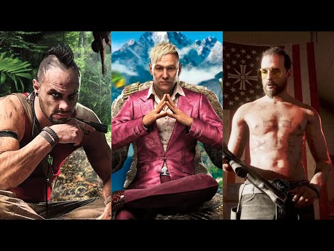 Far Cry: Every Game Ranked Worst To Best