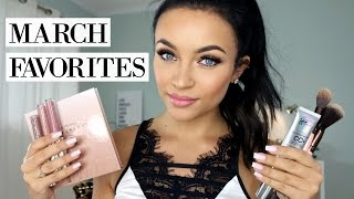 MARCH FAVORITES 2016, MonthlyFavorites
