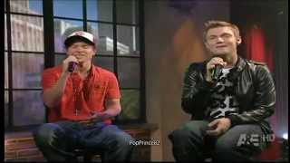 Backstreet Boys - Bigger (Acoustic) (Private Sessions) [HD]