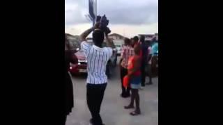 Kantanka Car Taken For First Test Drive In Kumasi [[InstaGhana]]