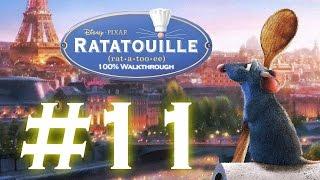 Ratatouille 100% Walkthrough Part 11 (Wii)