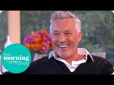Martin Kemp Couldn't Stop Laughing While Filming Murder in Successville  This Morning
