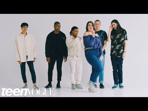 5 Boys Open Up About Being Body Shamed (with Barbie Ferreira) | Teen Vogue