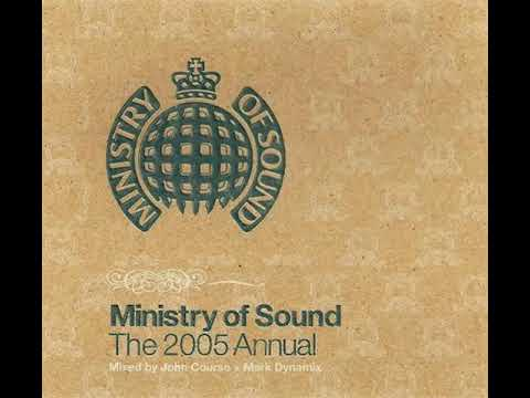 2004 - Ministry Of Sound - The 2005 Annual Australia CD1 Mixed by John Course