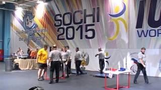 видео Правила соревнований по пауэрлифтингу, спорт-слепых (IBSA)