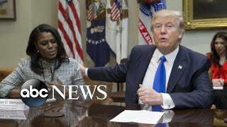 Omarosa accuses Trump of making racial remarks