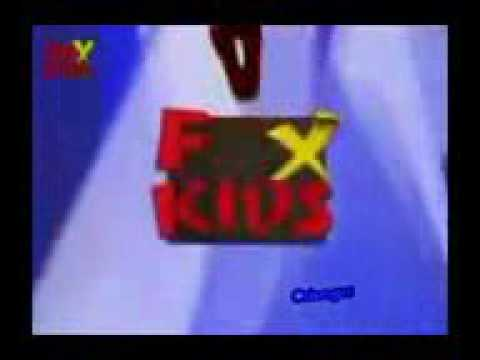 cierre de fox  kids inicio de jetix