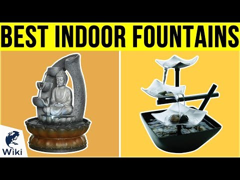 Top 10 Indoor Fountains Of 2019 Video Review