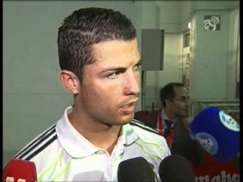 Barcelona 0-1 Real Madrid | Cristiano Ronaldo's Mixed Zone Interview
