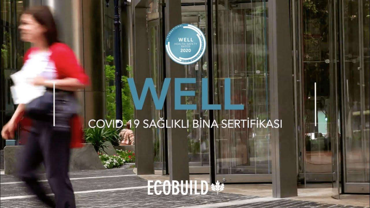 WELL Covid-19 Sağlıklı Bina Sertifikası