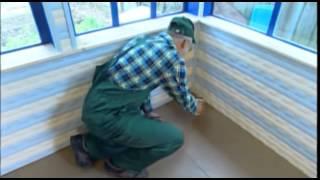 Подготовка чернового пола с применением строительных плит QuickDeck