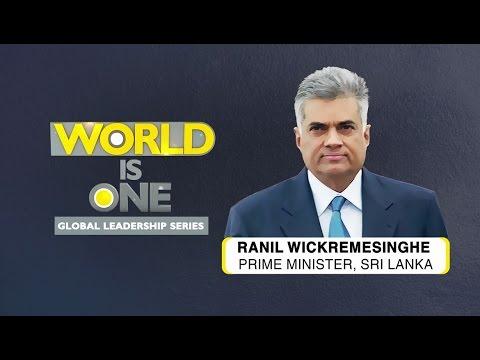 Global Leadership series: WION speaks to Sri Lanka PM Ranil Wickremesinghe