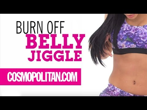 5 Exercises to Beat Belly Jiggle in 5 Minutes