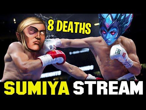 This VS WRECKED Sumiya Invoker with No Mercy | Sumiya Invoker Stream Moment #1974