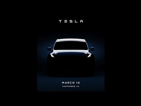 #49 Tesla Model Y Pozvánka Easter Egg | Teslacek