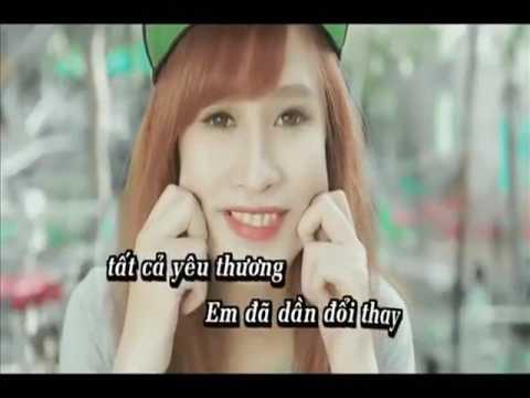 Karaoke anh muốn em đừng quay đi - Trương Ngôn - Nguoicodonvn2008.info ( Dual)