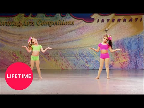 Dance Moms: Vivi-Anne & Mackenzie