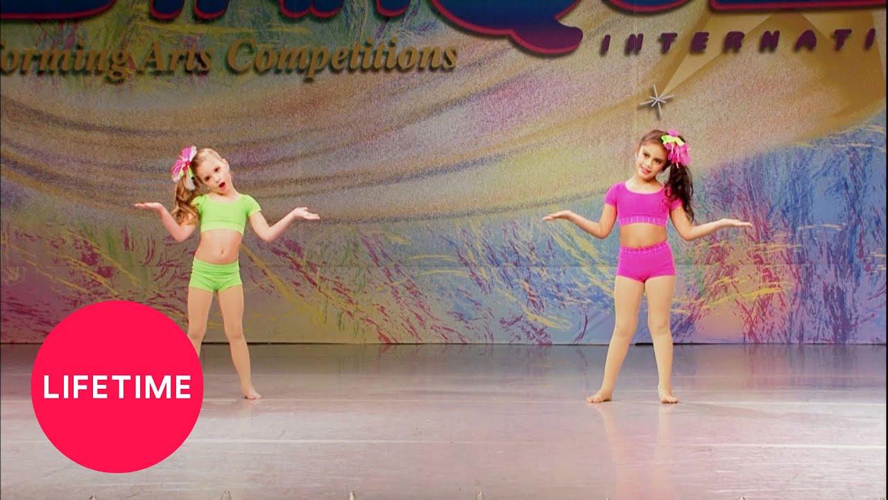 dance moms the apple of her eye