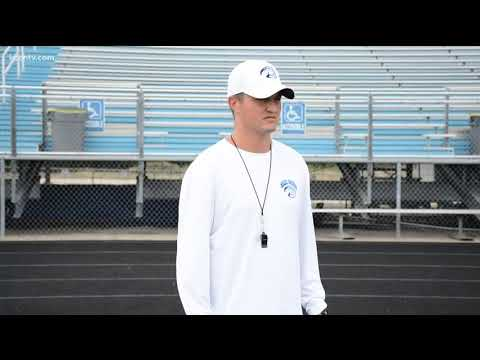 Brian Bell takes over for his father as China Spring head football coach