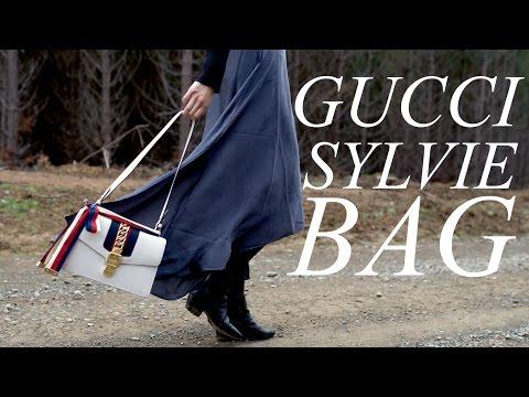 GUCCI Sylvie Bag Reviewиз YouTube · Длительность: 2 мин52 с