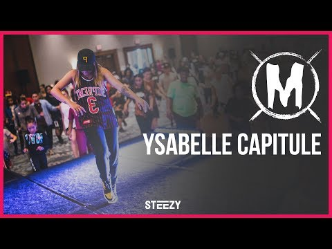 Ysabelle Capitule - Rake It Up | Misfit Dance Camp 2017 | STEEZY Official 4K