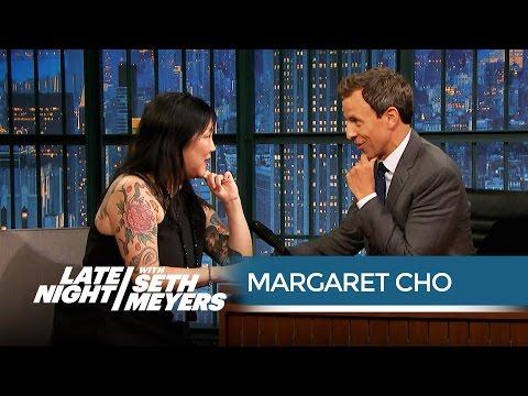 Margaret Cho Talks