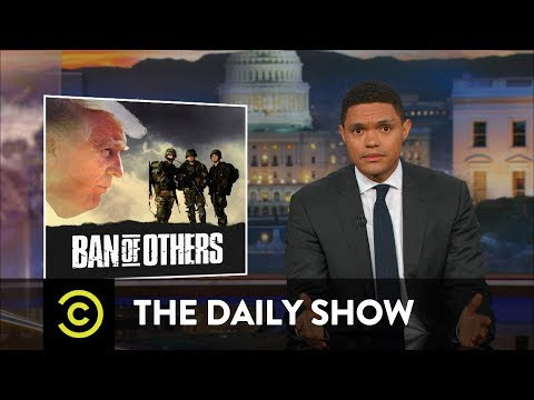 Thumbnail: The GOP Fails to Repeal Obamacare (Again) & Trump Targets Trans Soldiers: The Daily Show