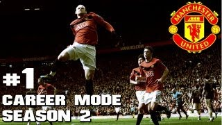 Video FIFA 13 : Manchester United Career Mode - Season 2 - Part 1 download MP3, 3GP, MP4, WEBM, AVI, FLV Desember 2017