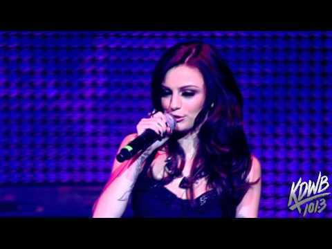 Cher Lloyd Performs 'Swagger Jagger' at KDWB's Jingle Ball!