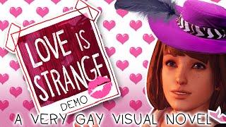 Love is Strange | ROMANCE THE BAES