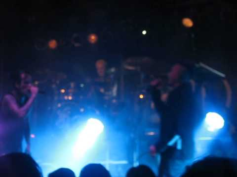 Lord Of The Lost & Erk Aicrag - Marching Into Sunset Live @Musikzentrum Hannover 26.09.2014