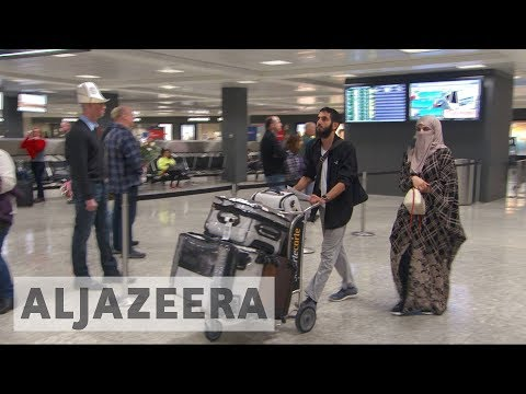 Trump's 'scaled-down' travel ban comes into effect