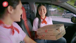 Pizza Hut DOUBLE BOX Digital V…