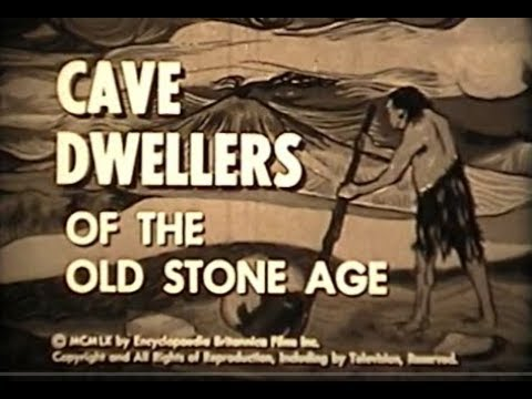 Cave Dwellers of the Old Stone Age - History of the Cro-Magnon People