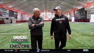 End Zone to End Zone: Scott Frost Nebraska B1G Football