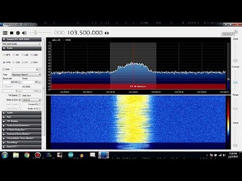 Get started with Software Defined Radio SDR for $20