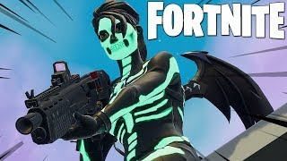 SHE DOESN'T MESS AROUND! FORTNITE PS4