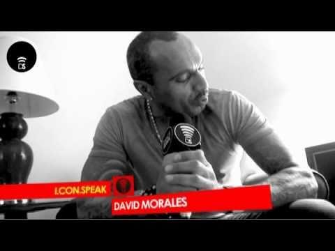 i.con.speak : DAVID MORALES