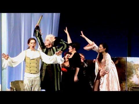 Le nozze die Figaro - Finale 2. Akt - Esci omai garzon malnato - 140809